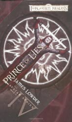 Prince of Lies (Forgotten Realms: The Avatar Series, Book 4) by James Lowder (2003-09-01)