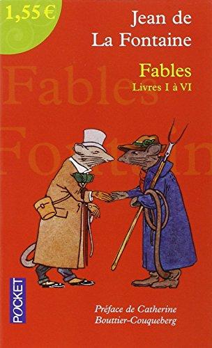 Fables livres I-VI à 1,55 euros
