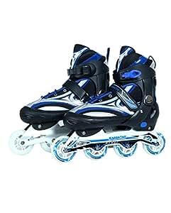 Kamachi K-835 Inline Skates (Blue)