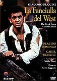 Puccini - La Fanciulla del West / Santi, Domingo, Neblett, Royal Opera Covent Garden [Import USA Zone 1]