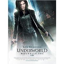 Affiche Cinéma Originale Petit Format - Underworld 4 : Nouvelle ère (format 40 x 53 cm pliée)