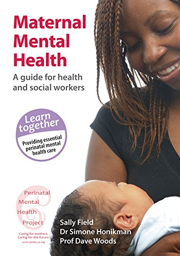 50fccfcab Maternal Mental Health  A guide for health and social workers (English  Edition) de