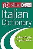 Italian Dictionary (Collins Gem)