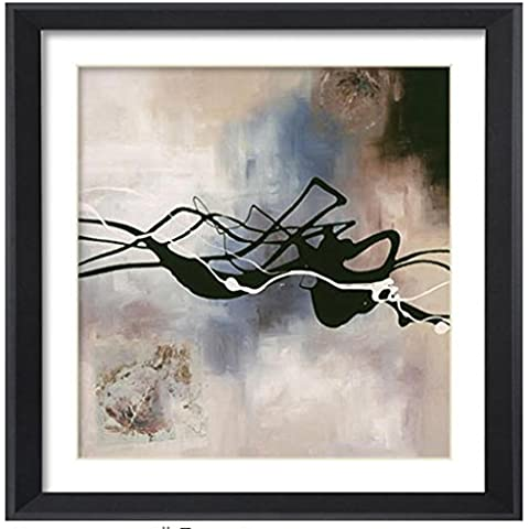 WP- Exclusivo salón dormitorio pintura decorativa minimalista moderna pintura sobre vidrio , c