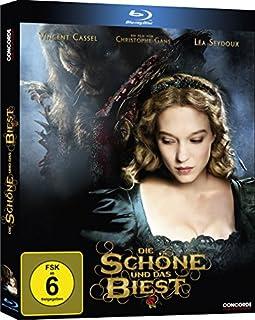 Die Schöne und das Biest (limitierte Version in O-Card) [Blu-ray]