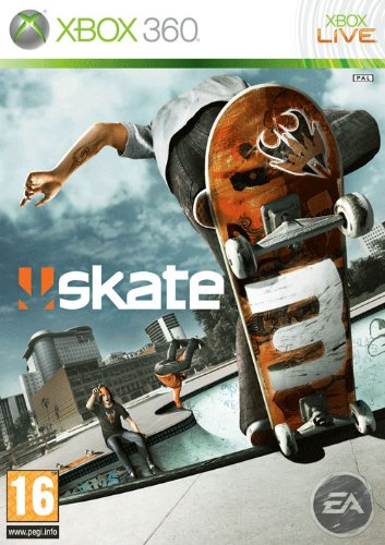 Skate 3 (Xbox 360) [Importación inglesa]