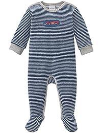 Name IT NOS Baby-Jungen Nmmnightset Dark Sapphire Yd Noos Zweiteiliger Schlafanzug