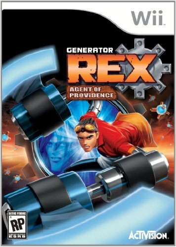 Generator Rex Agent Of Providence by Activision