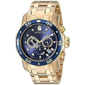 Invicta 0073 Pro Diver – Scuba Reloj para Hombre acero inoxidable