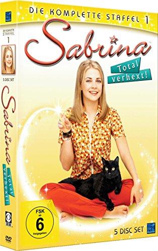 Sabrina - total verhext! - Staffel 1 (5 DVDs) Preisbarometer