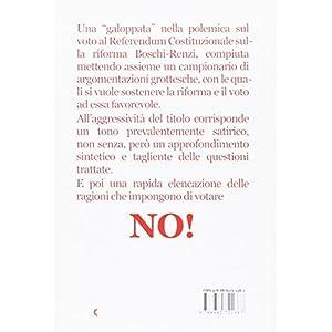Lo stupidario del sì e le ragione del no!