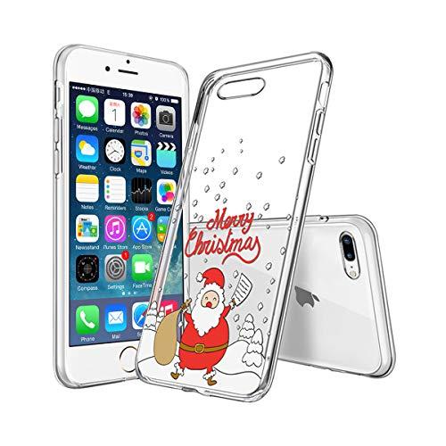 Forhouse iPhone SE 5SE 5 5S Hülle, iPhone SE 5SE 5 5S TPU Hülle Ultra Dünn Weiches Silikon TPU Stoßfestigkeit Anti-Scratch Handyhülle für iPhone SE 5SE 5 5S