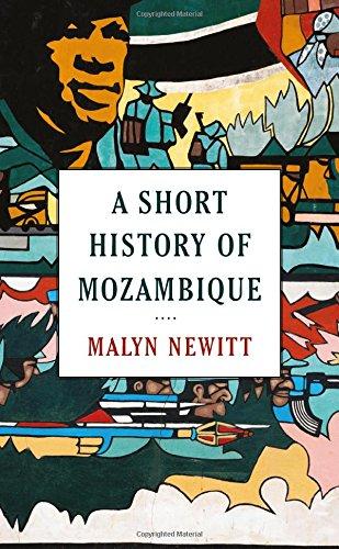 A Short History of Mozambique por Professor Malyn Newitt