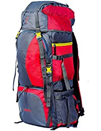 TRAWOC 60L Travel Backpack for Outdoor Sport Camp Hiking Trekking Bag Camping Rucksack HK001 1 Year Warranty