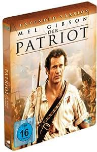 Der Patriot (Limited Steelbook Edition)  [Blu-ray]