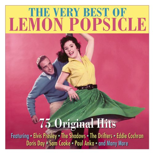 The Very Best of Lemon Popsicle