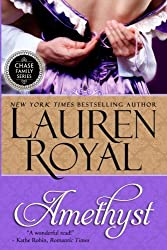 Amethyst: Chase Family Series Book 1 by Lauren Royal (2012-03-23)