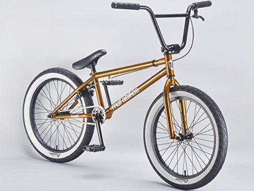 51XBiZ a4WL - Mafiabikes Kush 2 20 inch BMX Bike GOLD