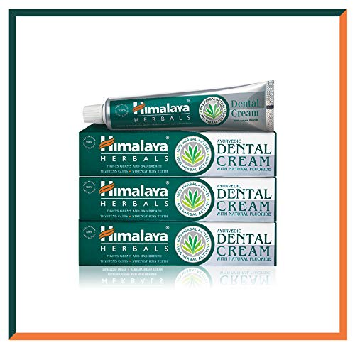 Himalaya Herbals Dental Cream Pasta dental 100g Antiinflamatorio
