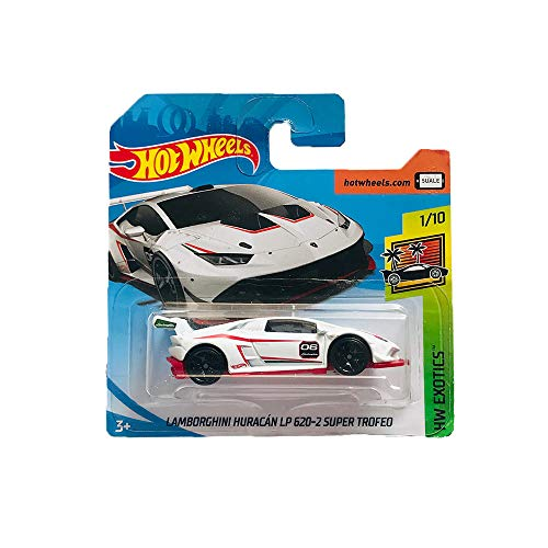 Hot Wheels Lamborghini Huracan LP 620-2 Super Trofeo HW Exotics 150/365