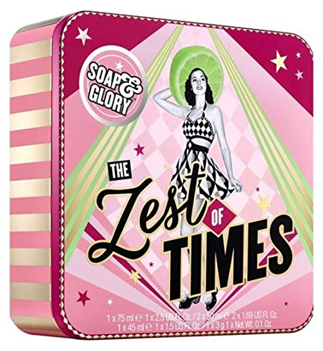 Soap & Glory The Zest Of Times Christmas Gift Set