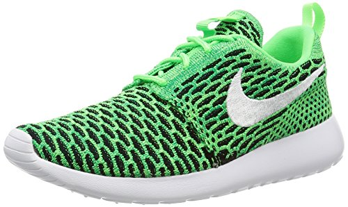 Vert Nike Flyknit Una Donne Cestini Femme Scarpa Roshe 0wB1d1qI