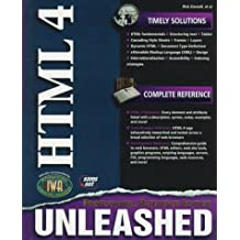 HTML 4 Unleashed, Professional Reference Edition (2nd Edition) by Rick Darnell (1997-12-20)