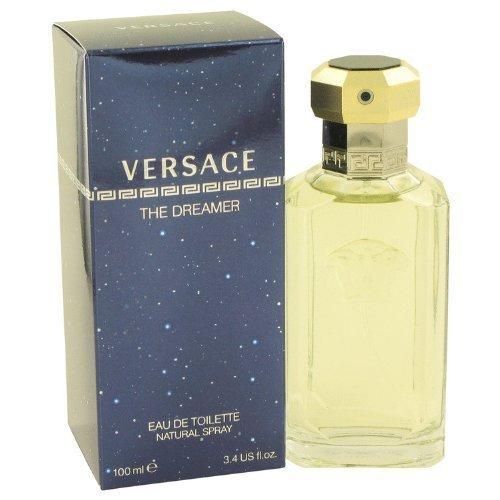 DREAMER by Versace Eau De Toilette Spray 3.4 oz / 100 ml for Men by Versace