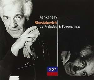 Shostakovich: 24 Preludes & Fugues, Op.87
