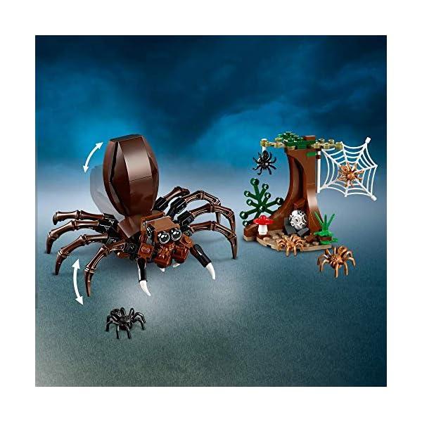 LEGO Harry Potter - Guarida de Aragog, Juguete de Construcción de Aventuras Basado en la Película (75950) 2