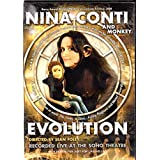 Nina Conti EVOLUTION and COMPLETE AND UTTER CONTI DVD 2 set