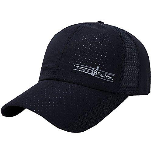 375615caacd8a8 Gorra de Sol SUNNSEAN Sombreros de Moda Deportes al Aire Libre Golf  Montañismo Mallas Respirable Casualles