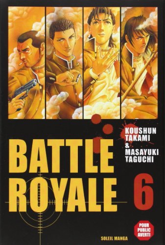 Battle Royale, tome 6