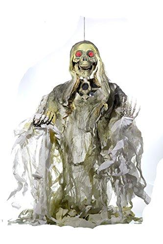 Halloween Knochenbraut zum Hängen animiert (Braut Animierte Halloween)