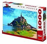 Dino Toys Dino toys532311Mont Saint Michel Puzzle (1000Teile)