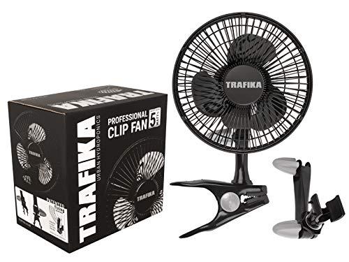 TRAFIKA Clipfan/Ventilador 15cm/5W/Motor Magnético