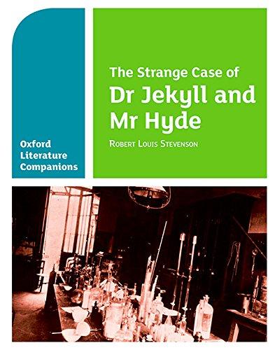 Oxford Literature Companion. The Strange Case Of Dr Jekyll And Mr Hyde (Oxford Literature Companions) - 9780199128785 epub