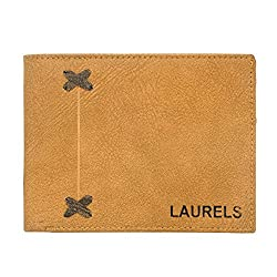 Laurels Ranger II Tan Mens Wallet