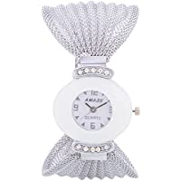Amaze Analogue White Dial Girls Watch - Amaze036