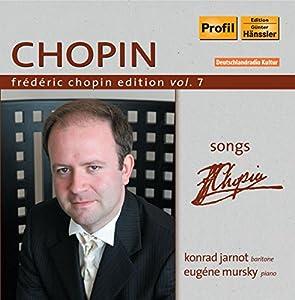 Frederic Chopin - Lieder op.74