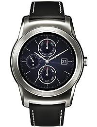 "LG W150 1.3"" P-OLED Plata Reloj Inteligente - Relojes Inteligentes (3,3 cm (1.3""), P-OLED, Pantalla táctil, 36 h, 64 g, Plata)"
