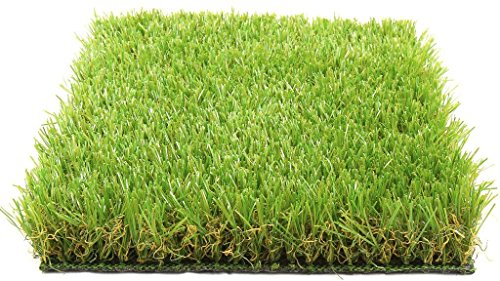 Arificial Grass For Floor, Soft And Durable Plastic Natural Landscape Garden Plastic Turf Carpet Mat, Artificial Grass(6.5 X 6 Feet) By Lowrence