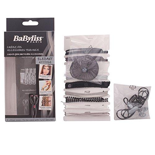 BaByliss Elegant Attitude - Accesorios para peinados con twist Secret