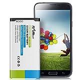 FLYLINKTECH Batteria per Samsung Galaxy S5 2950mAh Batteria ricaricabile agli ioni di litio EB-BG900BBEGWW SM-G900 Completo di ricambio Batteria interna Compatibile con Galaxy S5