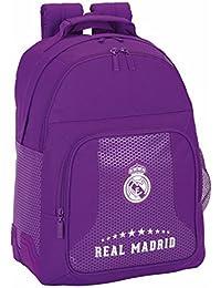 Preisvergleich für Real Madrid Rucksack Doppel-lila