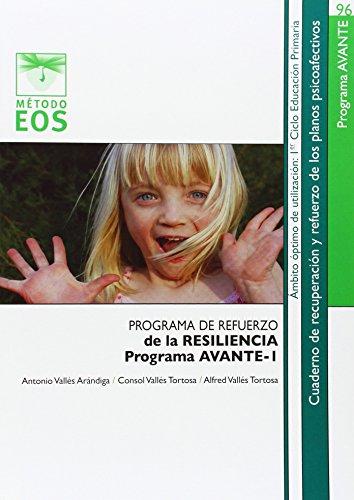 Programa de refuerzo : resiliencia : programa Avante-I