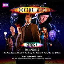 Doctor Who, Series 4: The Specials
