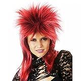 Mode spécial de festival européen Perruque Lady haute qualité Cheveux