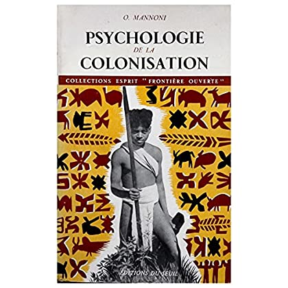Psychologie de la colonisation