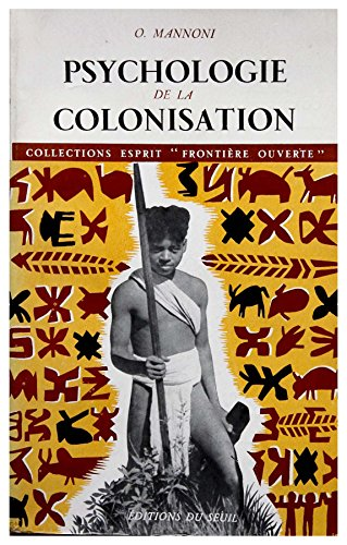 Psychologie de la colonisation